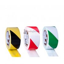 Marking and hazard tape - Safety in three colors (red-white)
