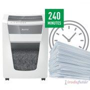 Leitz IQ Office Pro P4 papír iratmegsemmisítő