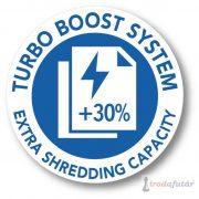 KOBRA 240 SS4 Turbo irodai iratmegsemmisítő