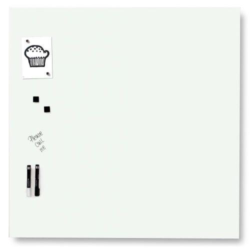 Fehér mágneses üvegtábla (100 x 100 cm)