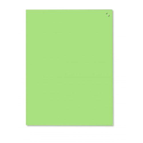 Világoszöld mágneses üvegtábla (60 x 80 cm)