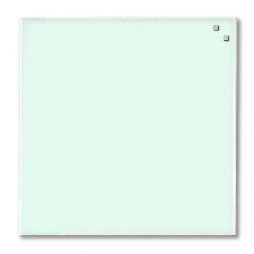 Fehér mágneses üvegtábla (45 x 45 cm)