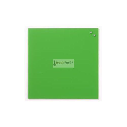 Sötétzöld mágneses üvegtábla (45 x 45 cm)