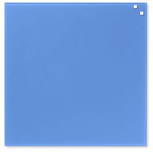 Kobaltkék mágneses üvegtábla (45 x 45 cm)