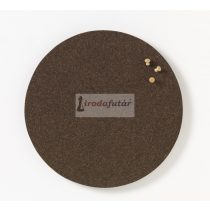 NAGA nord Circle Cork pin board 45 cm.