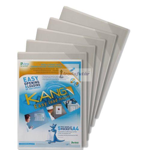 Kang Easy Load magnetic tasak, A4, fehér