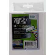 Display keret mágneses 120*45 mm
