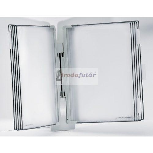 Tarifold Design fali tartó A4 - 10 db bemutatótáblával