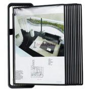 VEO fali tartó A4-s 10 db táblával felszerelve