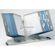 Tarifold Design asztali állvány A4 - 10 db bemutatótáblával