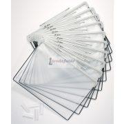 Tarifold Design bővítő készlet - 10 db ezüst bemutatótáblával