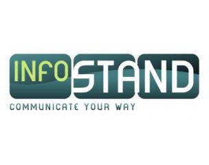 InfoStand alkatrészek