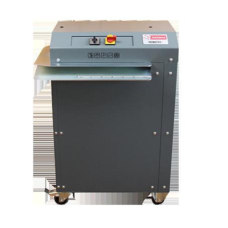 Intimus karton csomagolás újrahasznosító gép
