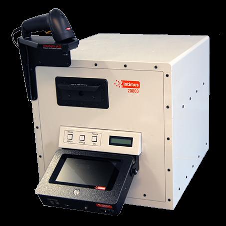 Intimus elektromágneses adattörlő gép